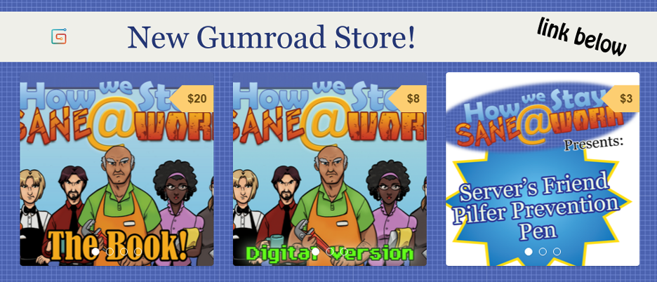 TPS Tues: Gumroad Store