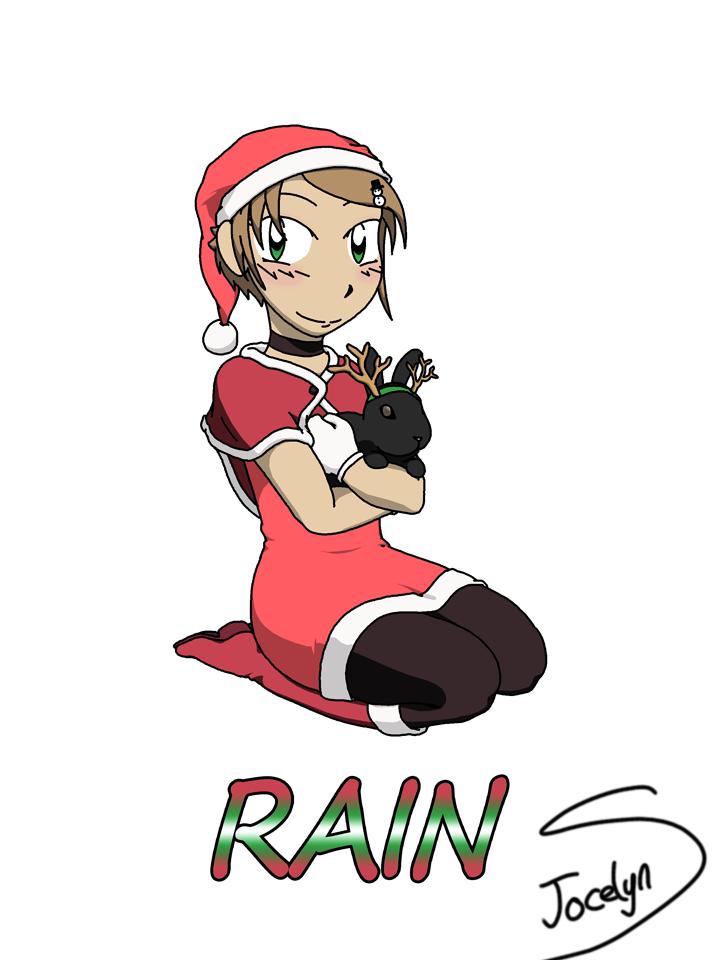 Santa Rain