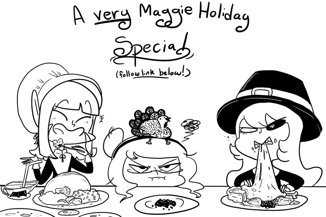 A Very Maggie Holiday Special