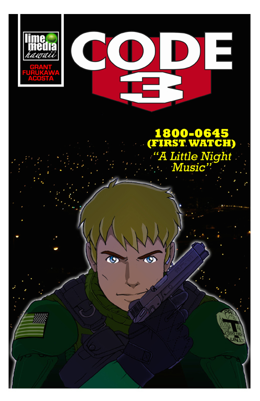 Code 3 #1 Cover