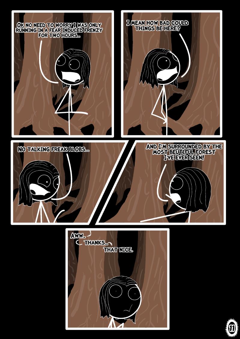 Jen's Quest Part 11