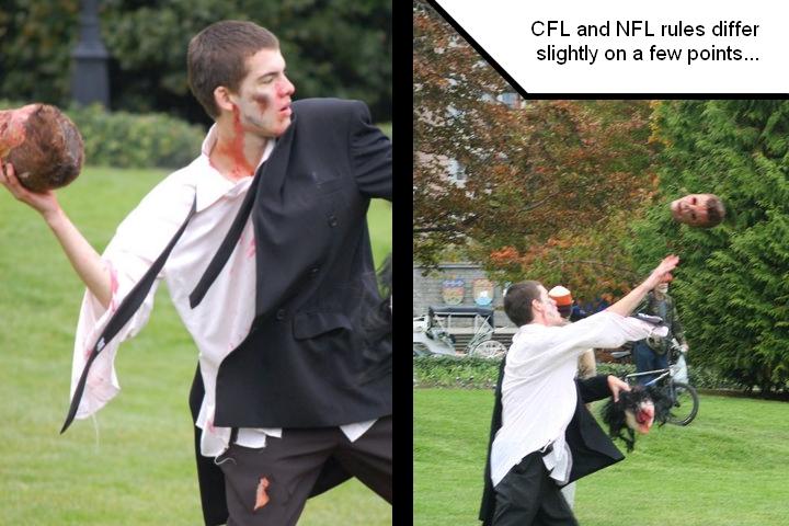 CFL/NFL