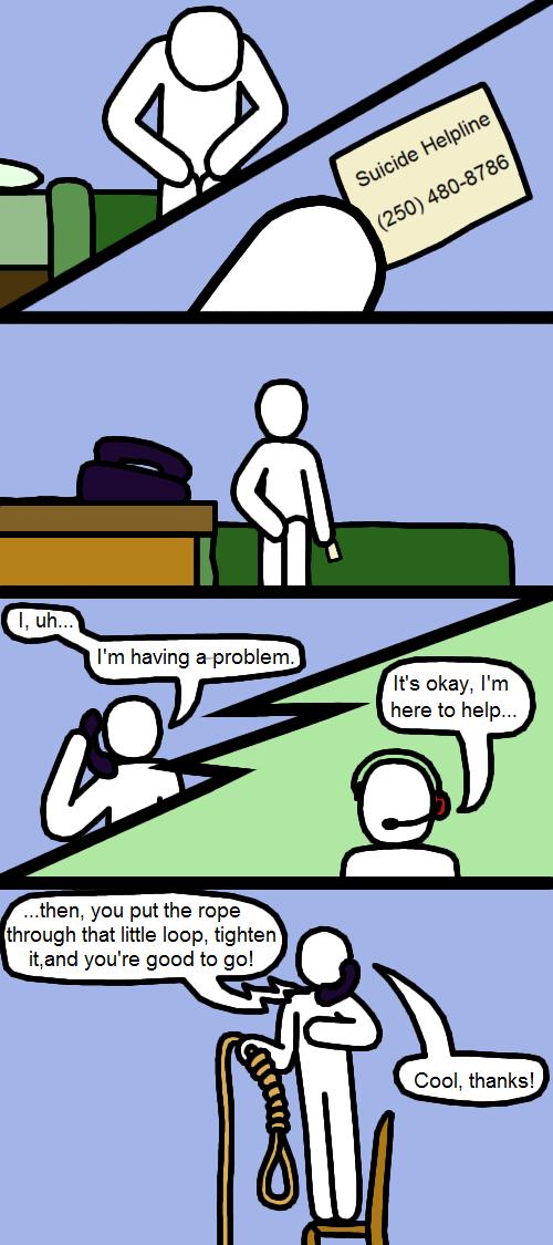 Suicide Helpline