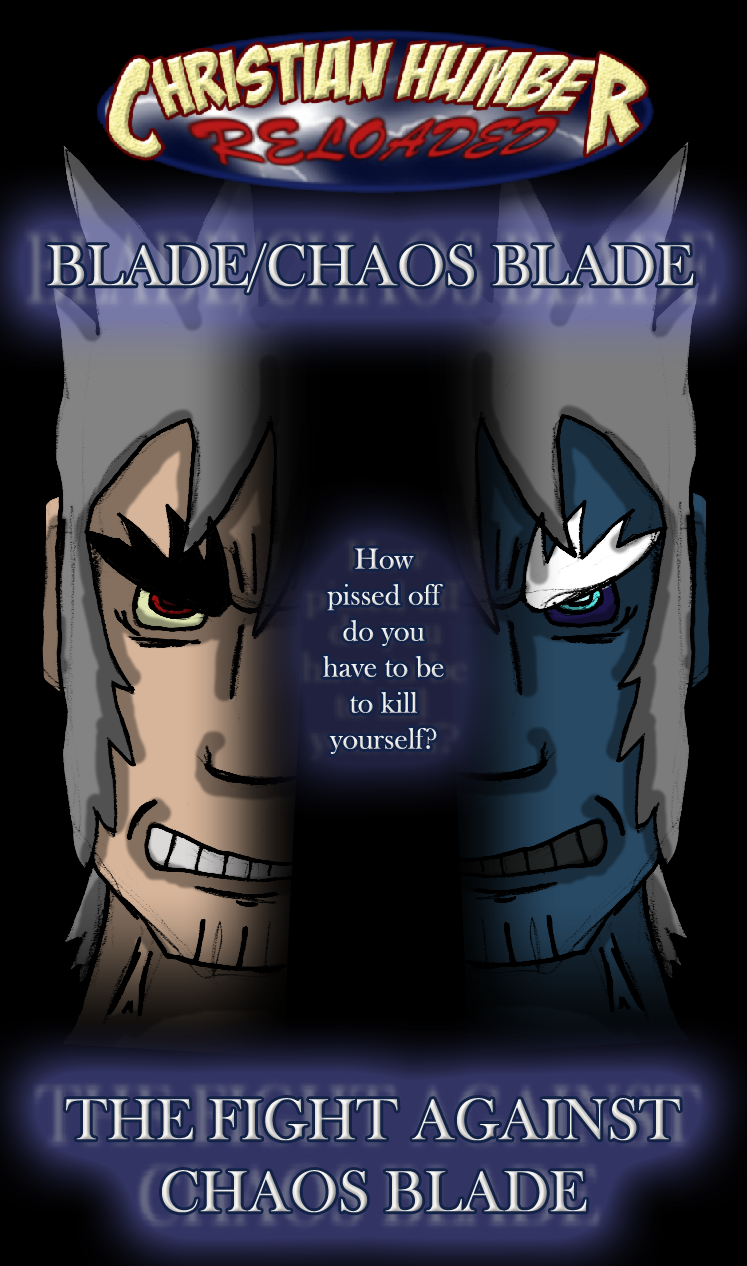 CHAPTER FOURTEEN : THE FIGHT AGAINST CHAOS BLADE