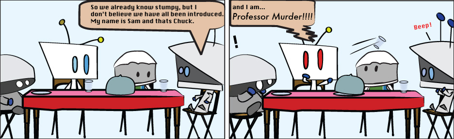 com-23:Professor Murder