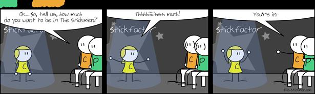 The Stickfactor