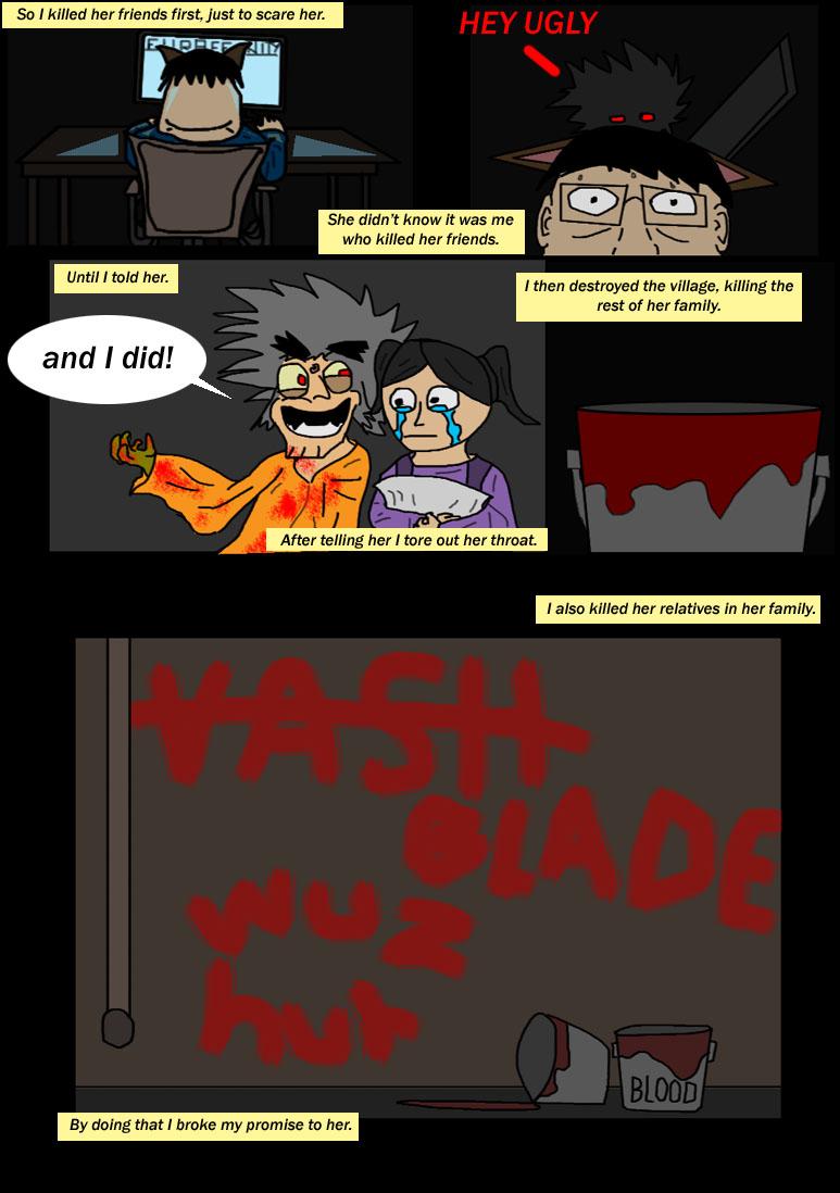 Revenge Against Soku's Family : 03