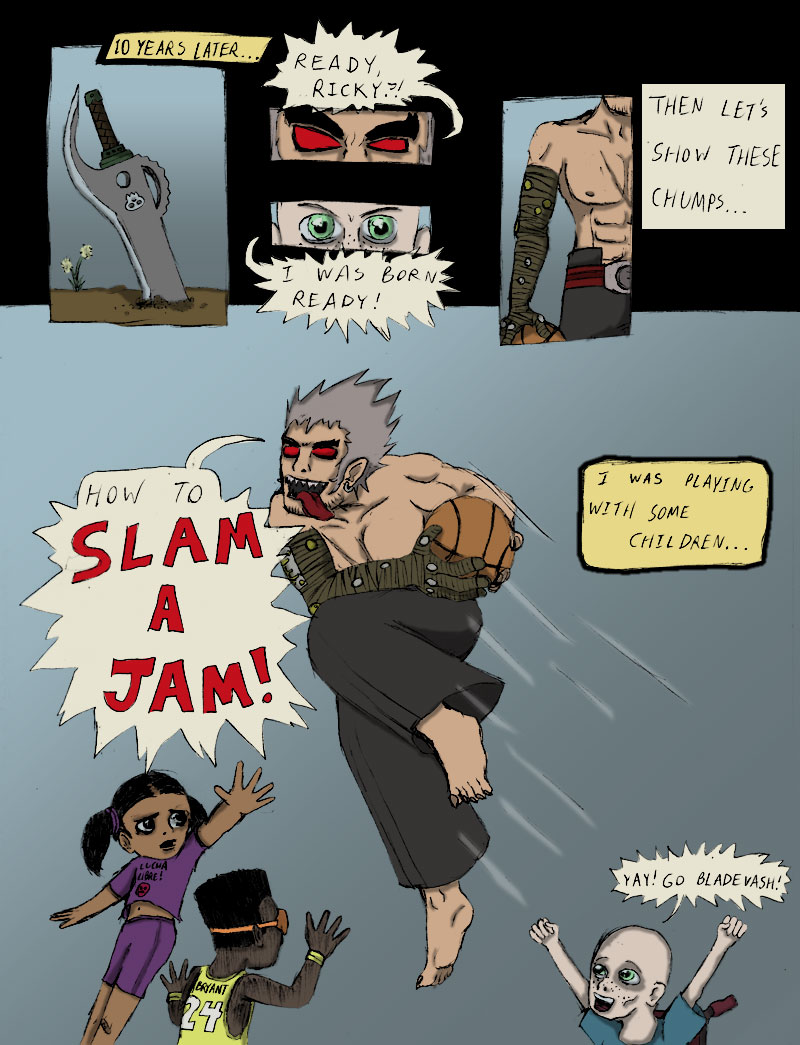 Soku's Revenge Against Me : 01