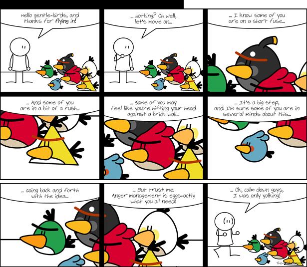 Angrier Birds