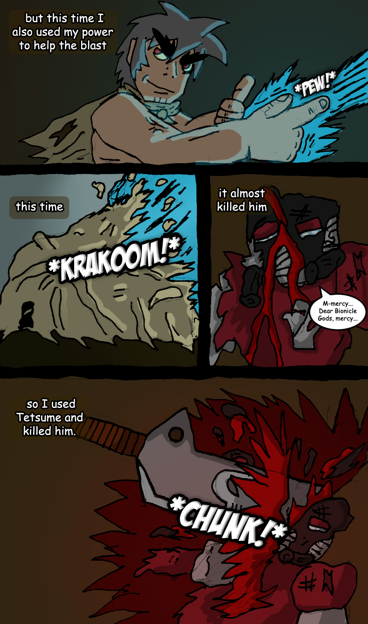 The Final Battle Against the Horde : 09