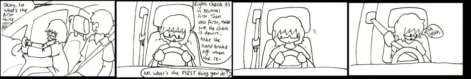 GUEST COMIC: First Thing's First