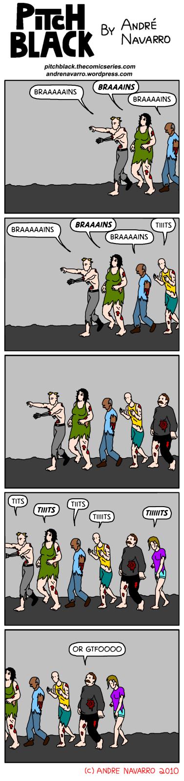 Meme Zombies