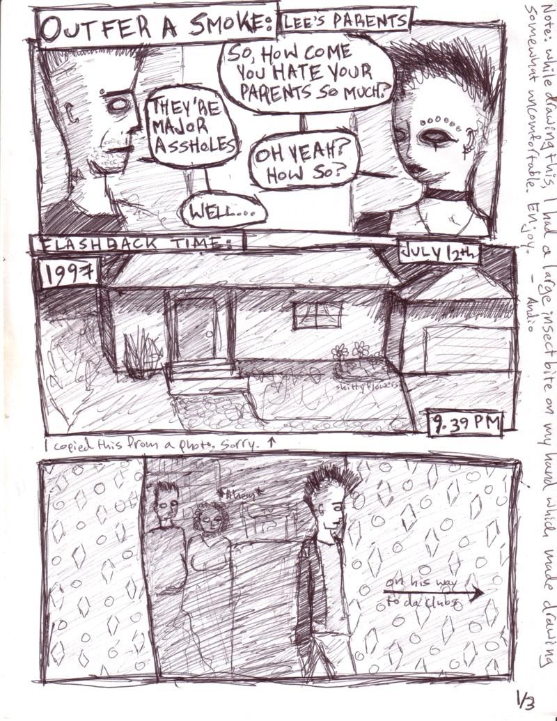 Lee's Parents - Page 1