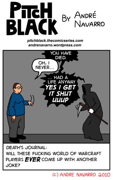 Death's Journal