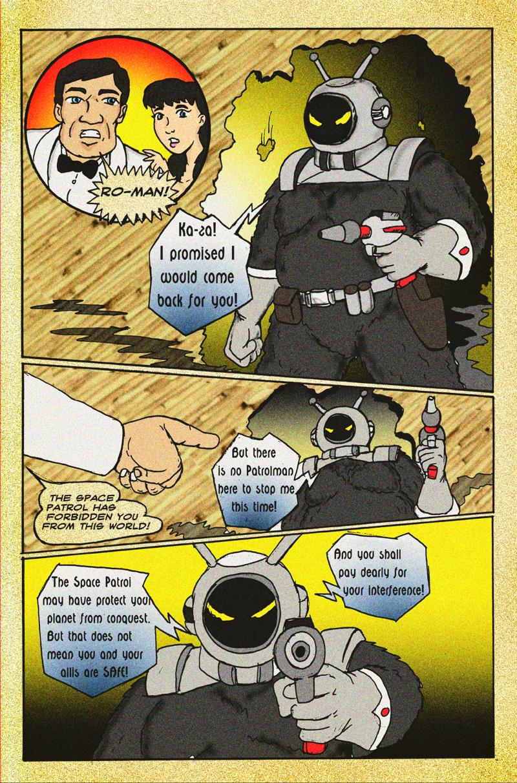 Ruthless Ro-Man #7