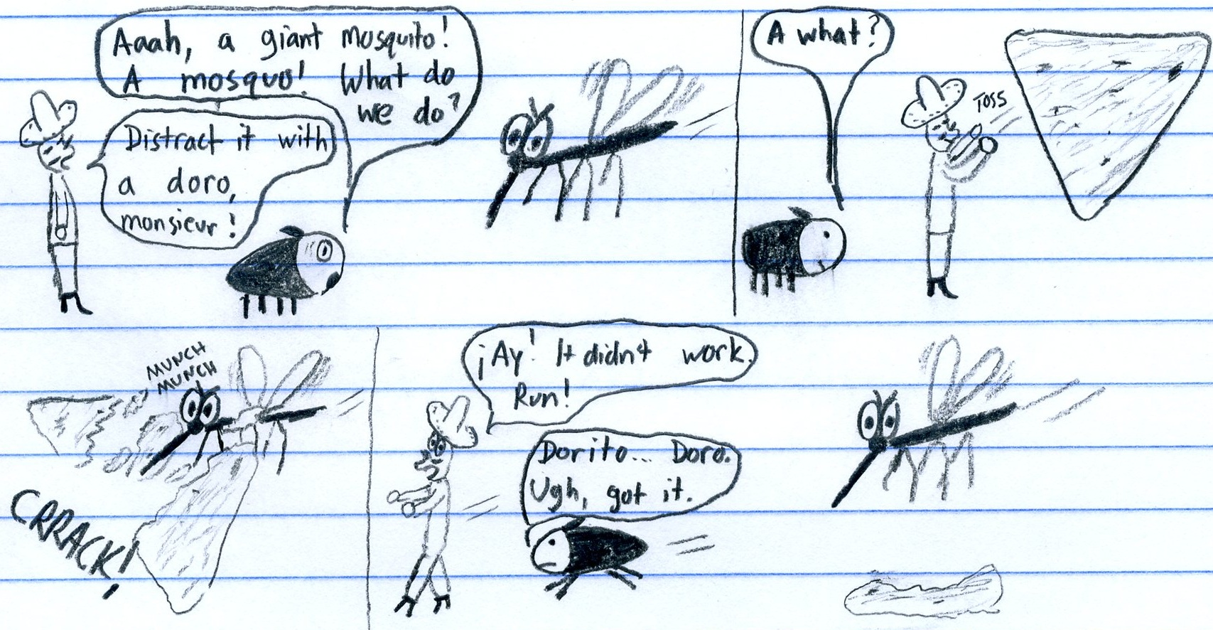 Mosquo Continued